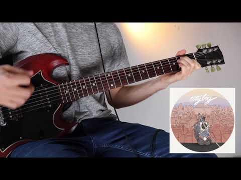 Calpurnia - City Boy (Guitar cover)
