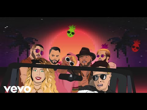 Yera, Juan Magan, Lola Indigo – Borracha ft. De La Ghetto