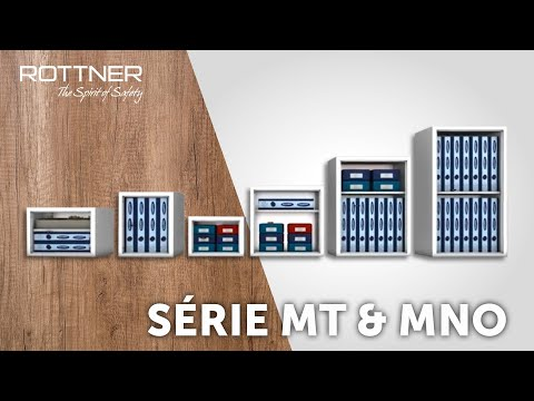 MT & MNO / Coffre de Domicile et de Bureau