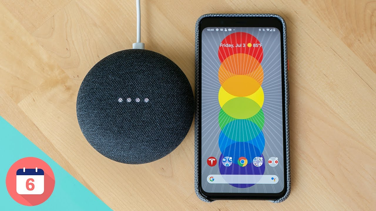 Google Home & Assistant Updates - July 2020