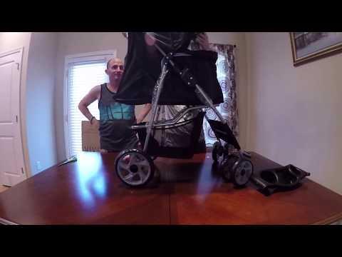 Vivo Dog Stroller Unboxing