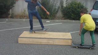 Comment Construire Une Table A Manual - Skate Tutoriel
