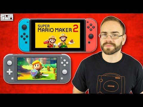 New Switch Lite Sales Show Nintendo's Plan Is Working...