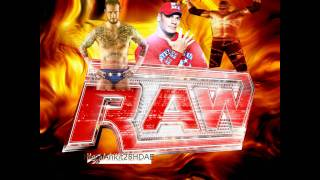 WWE Raw Theme Song