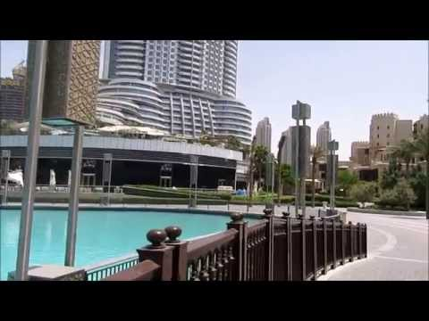 Dubai Holiday August 2015 HD