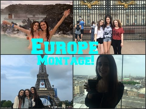 EUROPE TRAVEL DIARY (London, Paris, Dublin, Iceland)