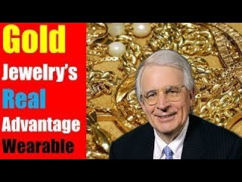 David Stockman: Gold Jewelry's Real Advantage Wearable - Transportable Wealth