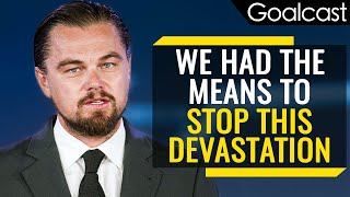 Leonardo DiCaprio's Moving Speech on Climate Change