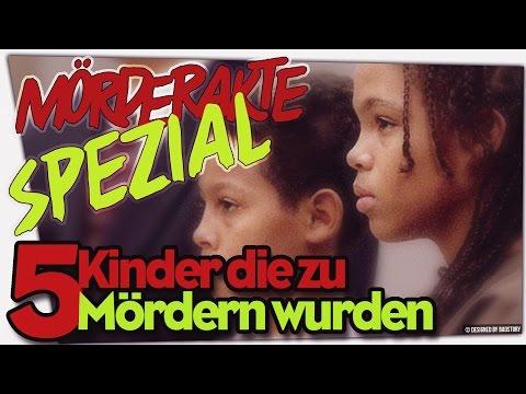 5 Kinder die zu Mördern wurden / Mörderakte Spezial / Mystery Detektiv