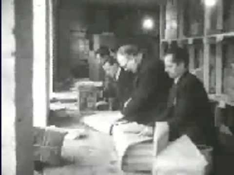 UK General Election 1950 - Party Campaign Activities