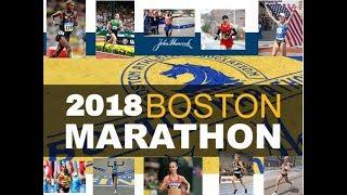 2018 BOSTON MARATHON HYPE!