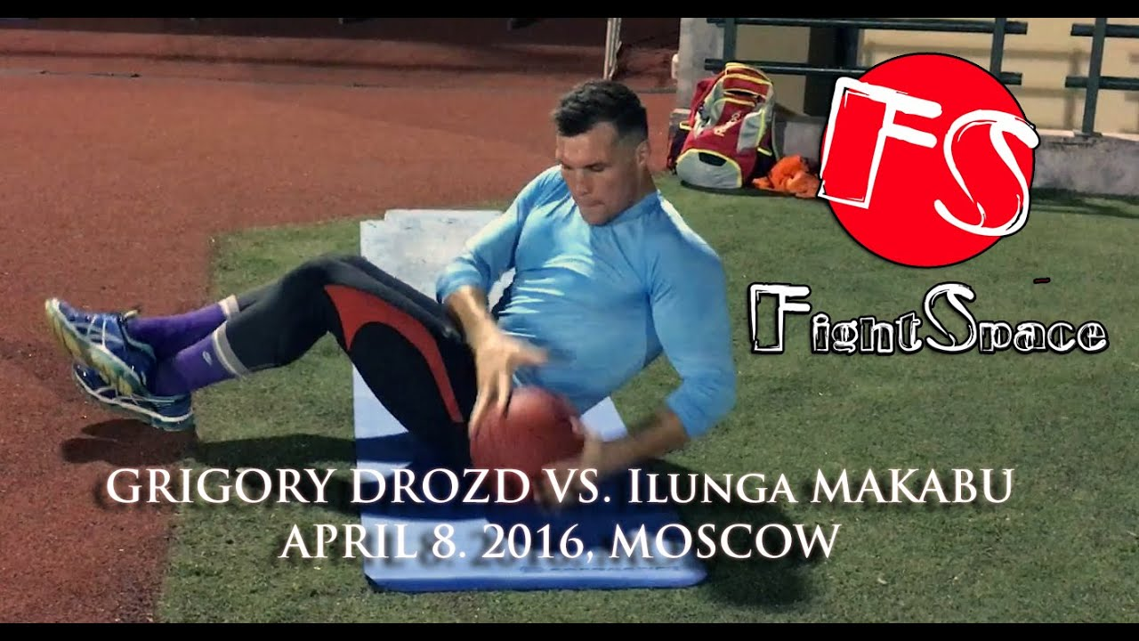 Grigory Drozd: Champion on Vacation 87