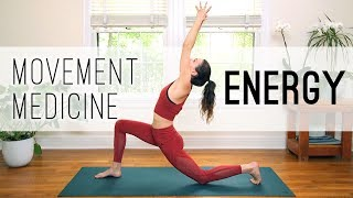 Movement Medicine - Energy Practice - Yoga With Adriene