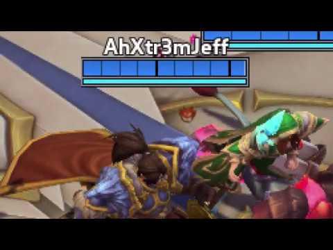 Wombo Boys vs. AhXtr3mJeff (aka Jeff Dangl)