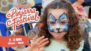 Pinjarra Festival 2018 - Firey Productions