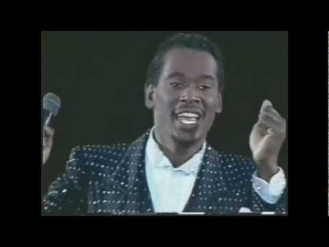 Luther Vandross - Live At Wembley 1987- Give Me The Reason, I Really Didn't Mean It, Never Too Much