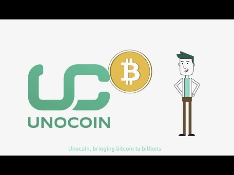 Unocoin, bringing bitcoin to billions