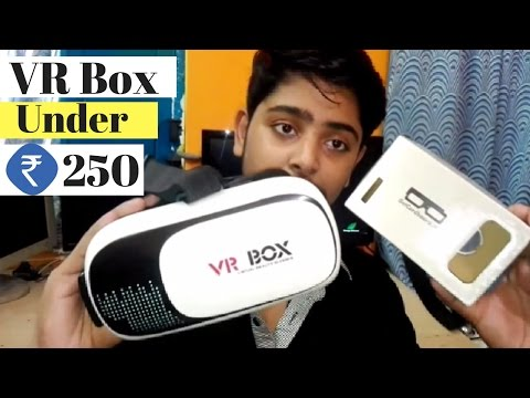 Cheap VR box under Rs 250 in India in Hindi