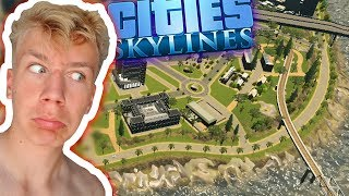DE UNIVERSITEIT BOUWEN Cities Skylines 20