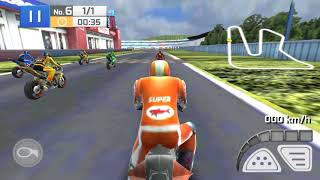 Real Bike Racing - Gameplay Android game - motorcycle racing game screenshot 5