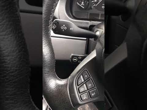 BMW X5 e53 phone pairing iPhone Bluetooth instructions