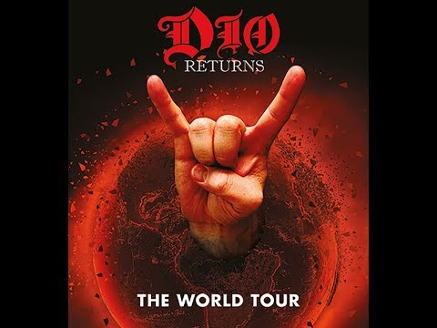 DIO Returns - Live band & hologram @ Bucharest 2017 - by aGill