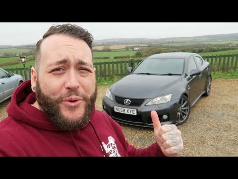 SCARY 460 BHP LEXUS ISF!! - The Forgotten M3/C63 Competitor.