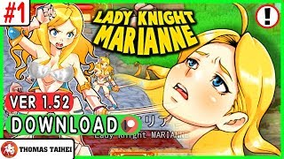 🔴CAPTURE THE KNIGHT GIRL MARIANNE - Goblin Walker (#01) | [Hentai Game] Walkthrough
