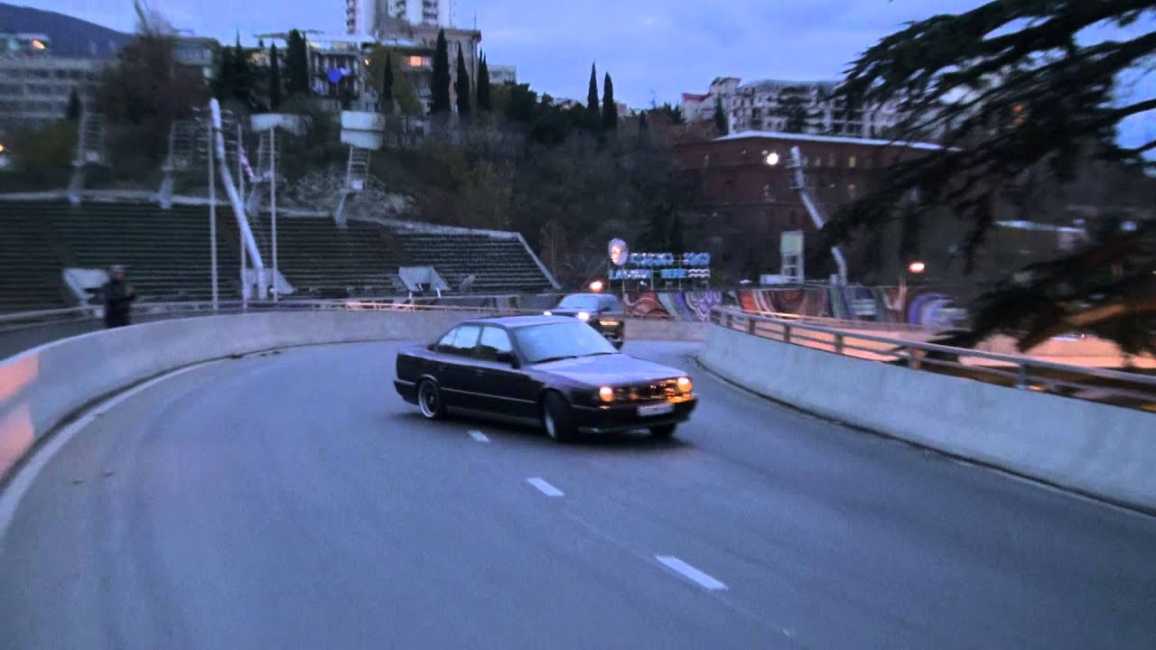 Bmw E34 M5 Drift Quot Needfordrive Com Quot Youtube