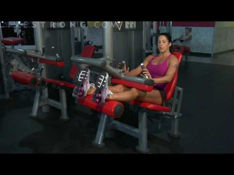 How to Do Hamstring Curls