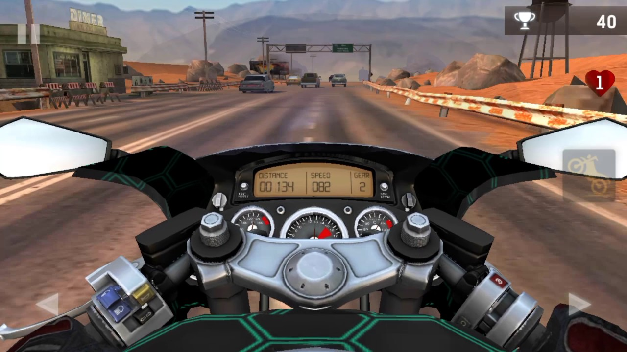 Moto Rider Go Highway Traffic By T Bull Really Cool Game Best