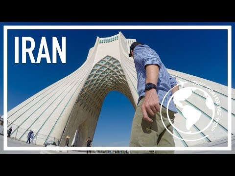 First days in Iran and best sights in Tehran - A Wop in Iran 1/5 - The Traveling Wop