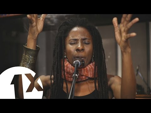 Jah9 - Steamers A Bubble for 1Xtra in Jamaica