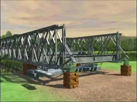 Logistic Support Bridge Build