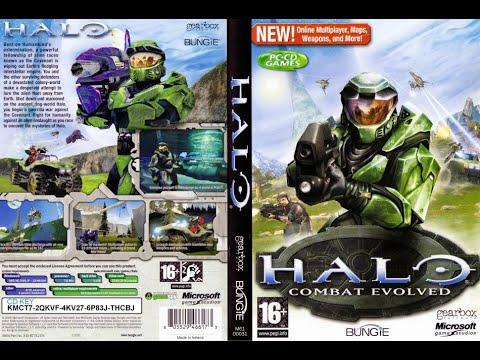 Cпартанец после новогодний.(Halo: Combat Evolved [PC] Part 2)