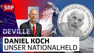 Unser Neuer Nationalheld – Daniel Koch | Deville