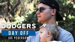 Go behind the scenes with joc pederson and his family as they spend day at la zoo.the los angeles dodgers franchise, six world series championsh...