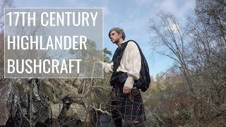 Ancient Highlander Bushcraft. Introduction and what do you want to see?