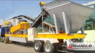 cone crusher & Salt sand maker serve in construction