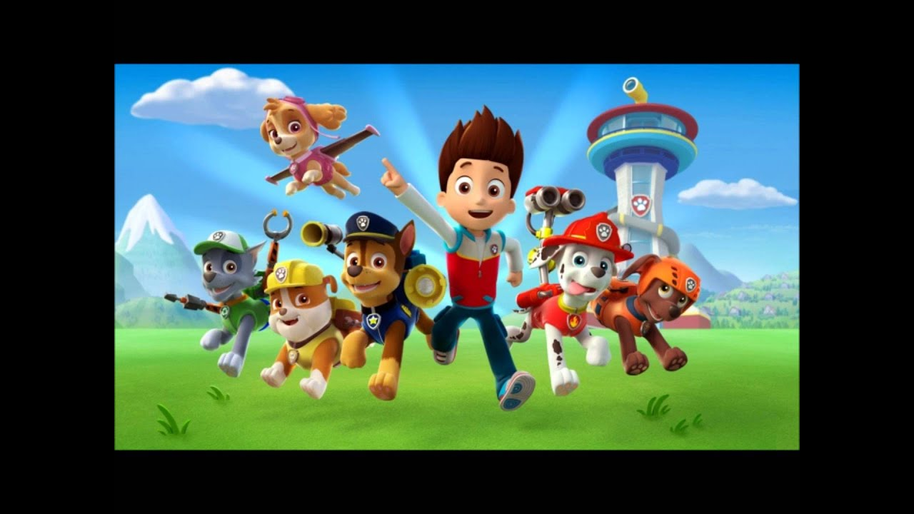 Paw Patrol Theme Song Youtube