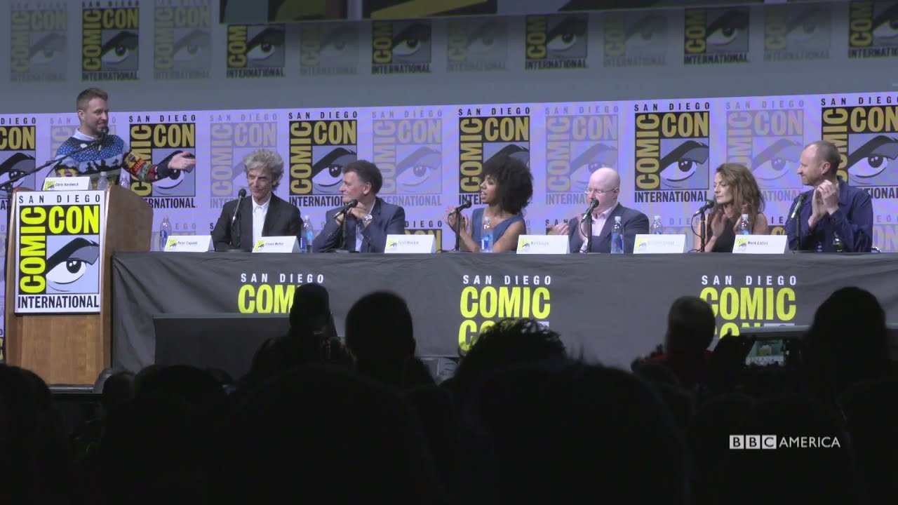 Doctor Who San Diego Comic-Con 2017 (Twelfth Doctor)