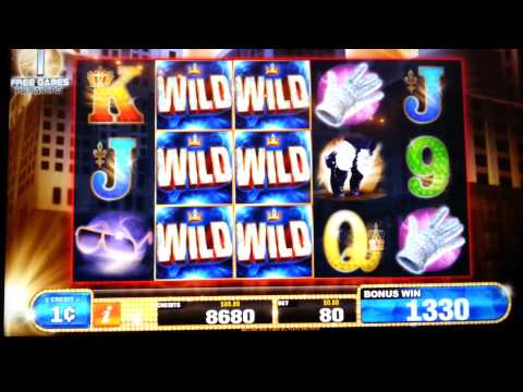 Video Las vegas slots online