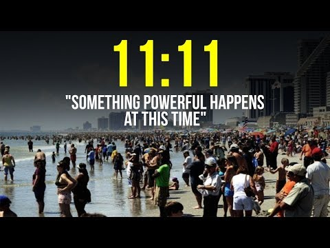 """11:11 – """"Something Powerful Happens at This Time"""""""