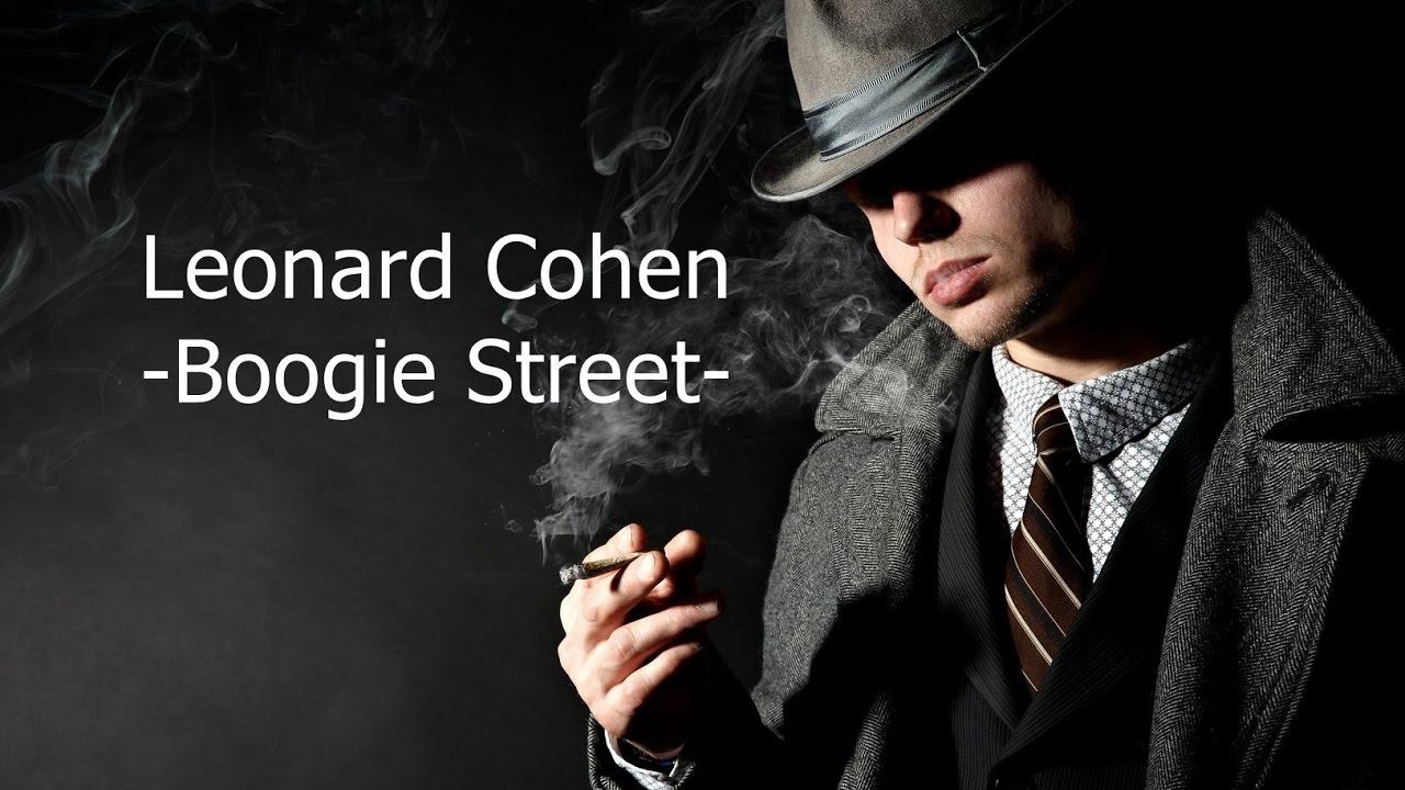 Nem vagyunk egyenisegek 235 - Leonard Cohen Boogie Street Magyar Ford T S