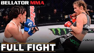 Full Fights | Julia Budd vs. Marloes Coenen - Bellator 174