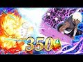 350 Pearls! KCM Naruto x Black Panther Darui Banner Summons! | Naruto Ultimate NInja Blazing