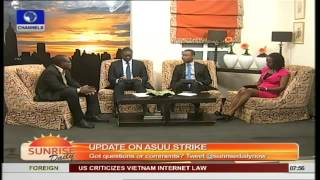 FG Responsible For ASUU Strike - Analyst Pt 3