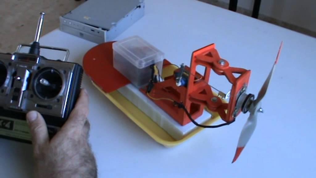 Arahal como hacer un hidrodeslizador con materiales for Materiales para hacer un ascensor