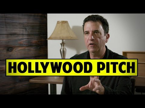 What It's Like To Pitch A Movie Idea To Ridley Scott - Corey Mandell