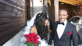 Ethiopian best wedding maramawit and kidus Norway Stavanger 23.8.2015